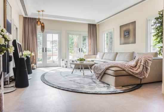 Luxury Property Dubai 5 Bedroom Villa for sale in Redwood Avenue Jumeirah Golf Estates1