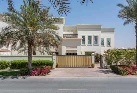 Luxury Property Dubai 5 Bedroom Villa for sale in Sector W Emirates Hills