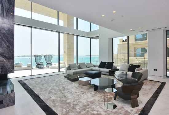 Luxury Property Dubai 4 Bedroom Villa for sale in Palme Couture Palm Jumeirah