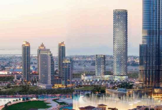 Luxury Property Dubai 4 Bedroom Penthouse for sale in Burj Vista Downtown Dubai2