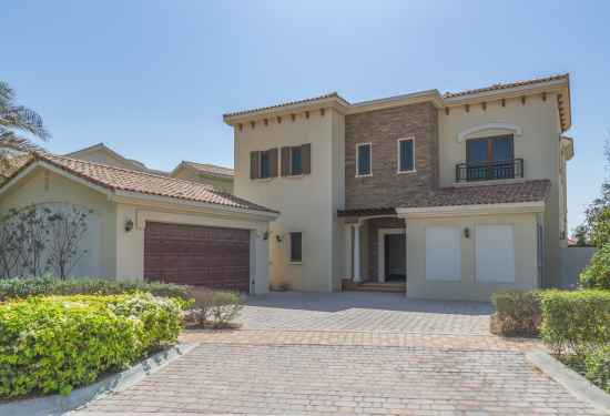 Luxury Property Dubai 5 Bedroom Villa for sale in Lime Tree Valley Jumeirah Golf Estates