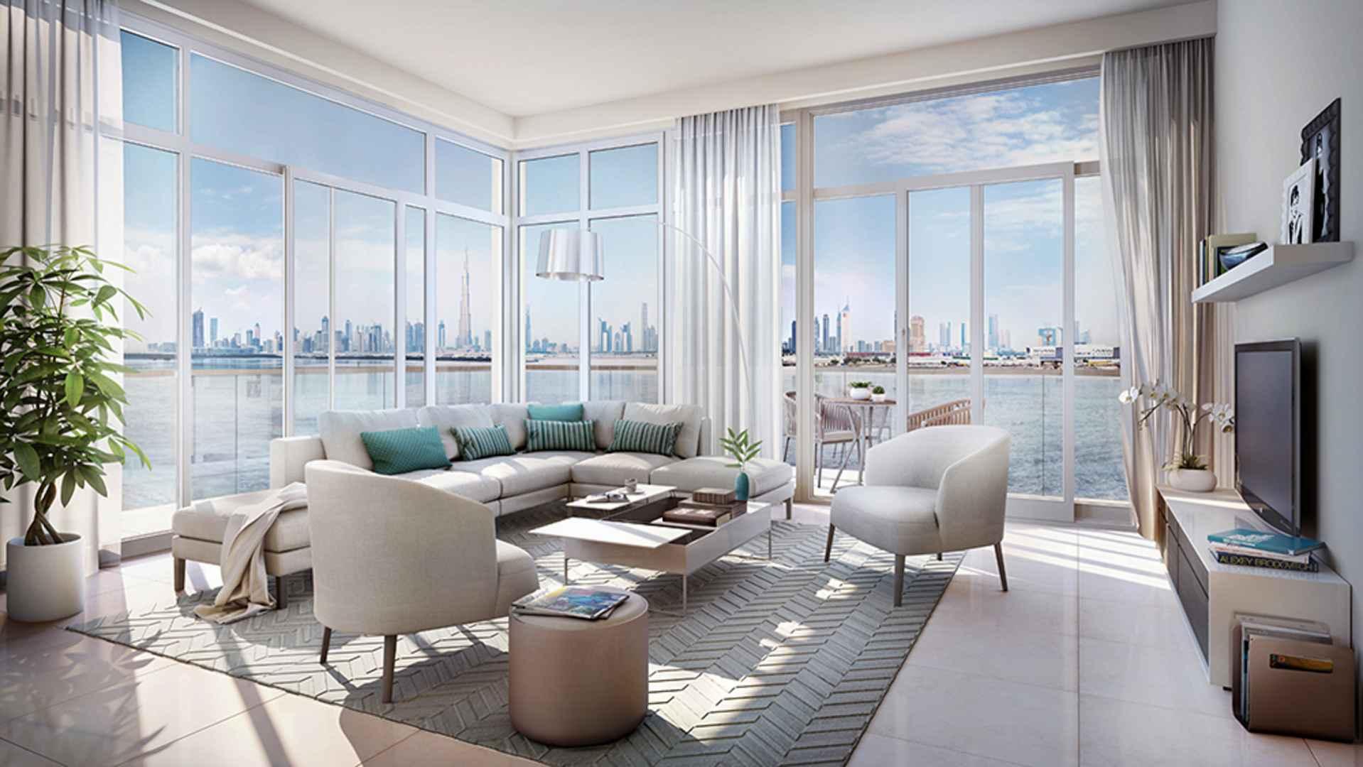 Luxury Property Dubai 3 Bedroom Apartment for sale in The Cove Dubai Creek Harbour